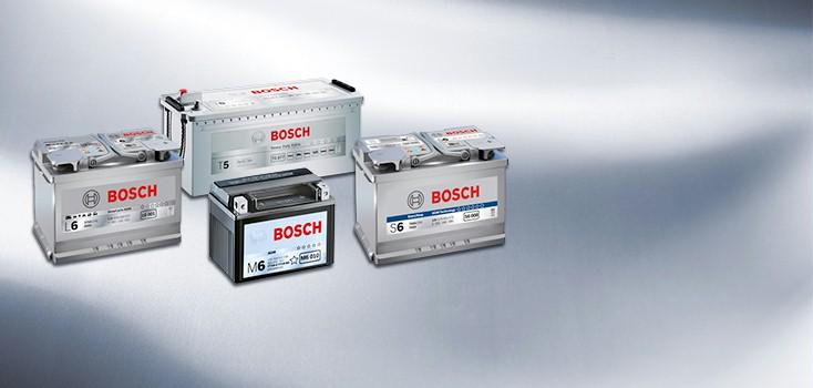 Bosch akumulatori