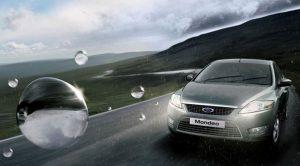 Vožnja po kiši